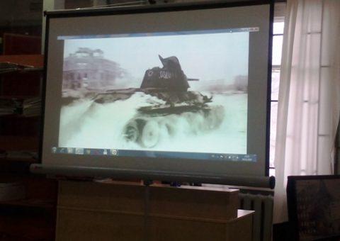 Просмотр фильмов о ВО войне